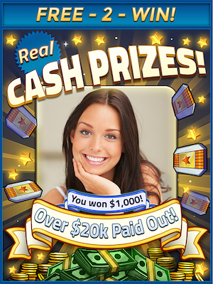WINR Games - Earn Real Money Playing Free Video Games